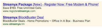 Google AdWords Longer Headlines
